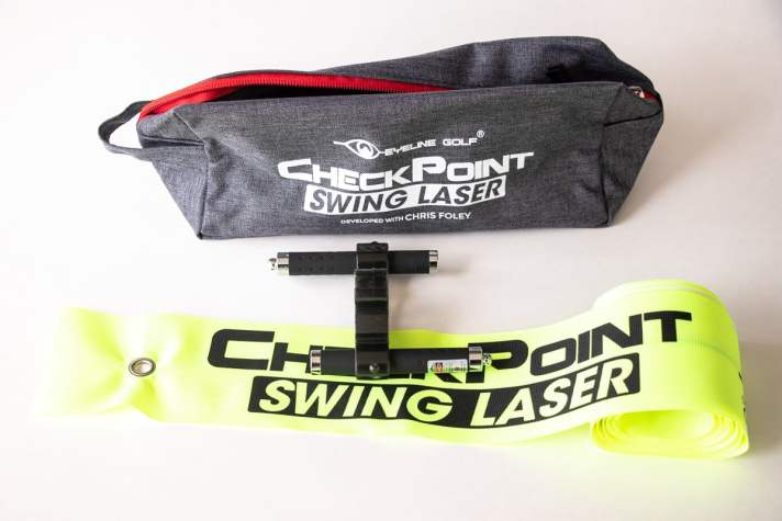Check Point Swing Laser Review