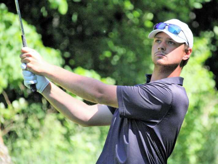 Smithson Maintains Lead After Two At 2021 Michigan Open