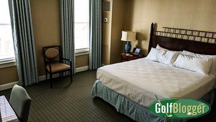 On A Pinehurst Golf Vacation The Carolina Room