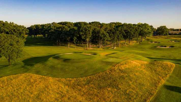 Franklin Hills Country Club and its classic Donald Ross-designed golf course will host the 100th GAM Championship Monday and Tuesday.