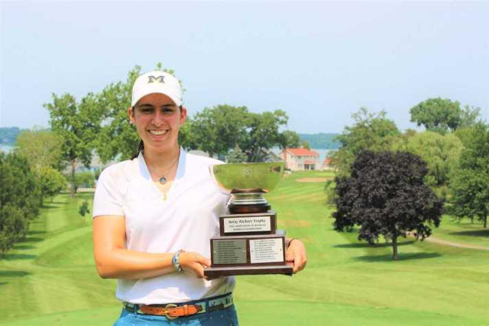 Mikaela Schulz Holds On, Wins 30th GAM Women's Championship