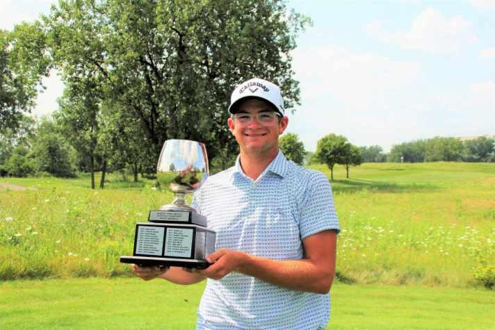 Maybank III Repeats As Michigan Junior State Amateur Champ