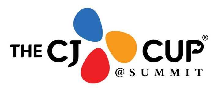 CJ Cup Winners and History CJ Cup Logo