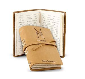 Leather Golf Journal