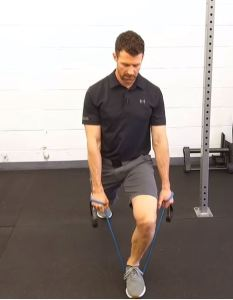 Resistance Band Exercises For Golf #FitnessFriday