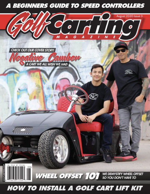 Golf Carting Magazine August 2020