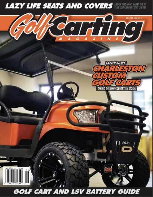 Golf Carting Magazine June 2020