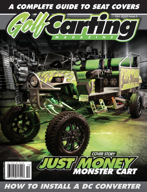 Golf Carting Magazine October 2020