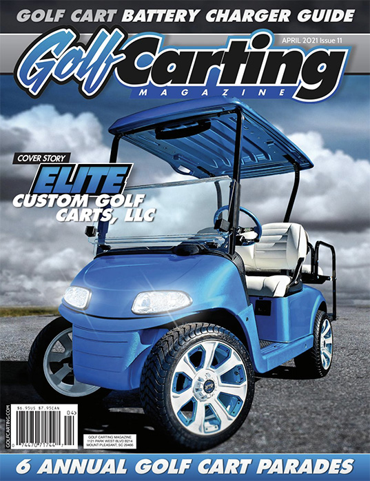 Golf Carting Magazine April 2021