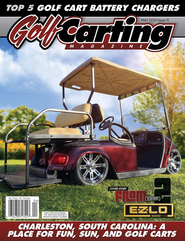 Golf Carting Magazine May 2021