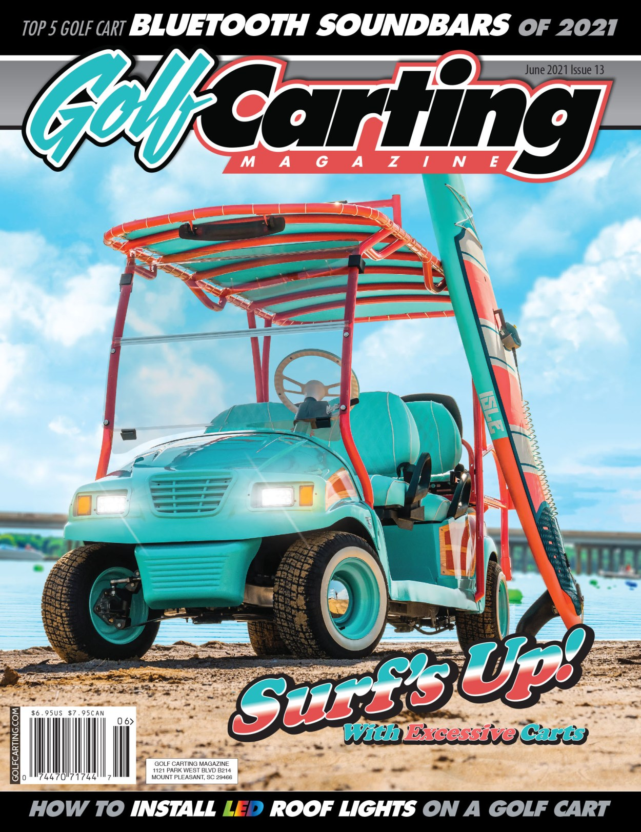 Golf Carting Magazine June 2021