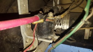 Symptoms of a Bad Solenoid on a Golf Cart   Golf Cart Resource