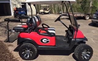 Georgia Golf Cart Laws