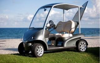 Golf Carts versus LSV's