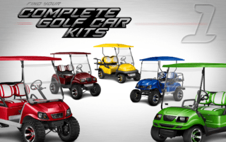 Double Take Golf Cart Accessories