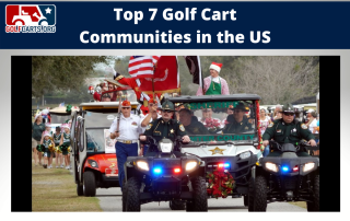 The Villages Golf Cart Community