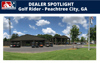 Golf Rider - Peachtree City, GA