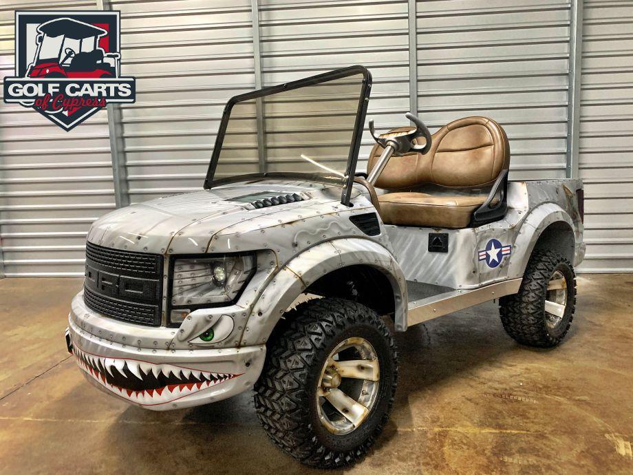 Ford Raptor Utility Vehicle