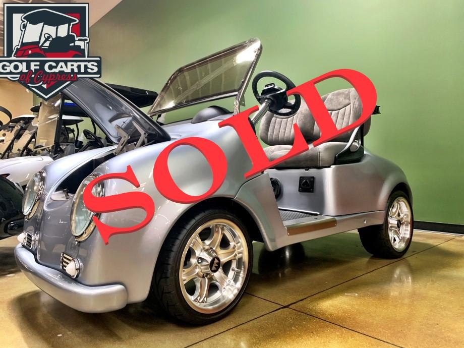 56 Porsche Speedster