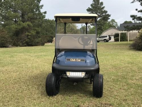 lifted golf cart gof cart shop new bern nc