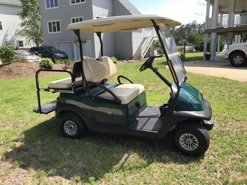2016 Street Legal Golf Cart