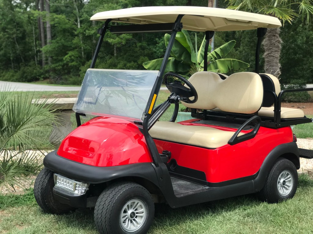 golf cart for sale new bern