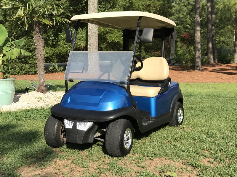 Used Golf Carts for Sale in New Bern NC