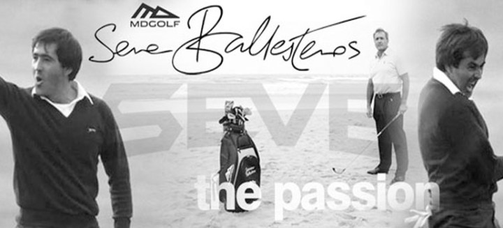 MD Golf Seve Ballesteros Golf Equipment Exclusive to Golf City Sports