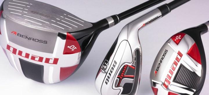 Golf City Sports Stock a Comprehensive Range of Benross Golf Equipment