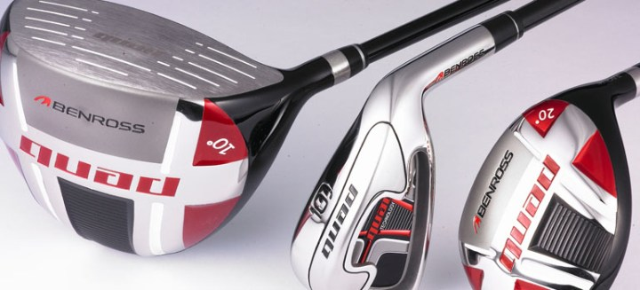 Golf City Sports Stock a Comprehensive Range of Benross Golf Equipment