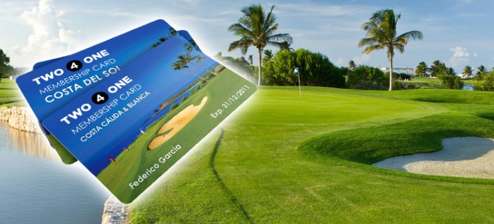 Golf Two-4-One Discount Green Fees from Golf City Sports