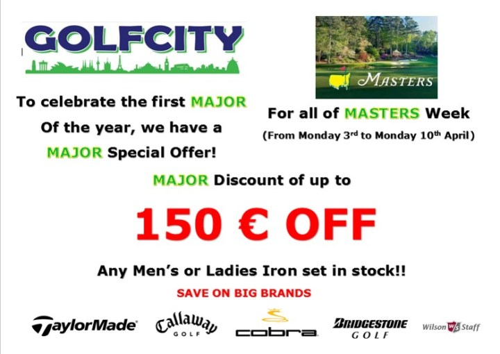 Masters offer 2017 Handout
