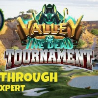 Golf Clash, Playthrough, Hole 1-9 - PRO & EXPERT, Valley of the Dead Tournament!