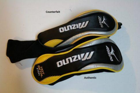 Counterfeit Mizuno MX-700 Fairway Cover
