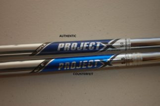 Counterfeit Project X Shaft