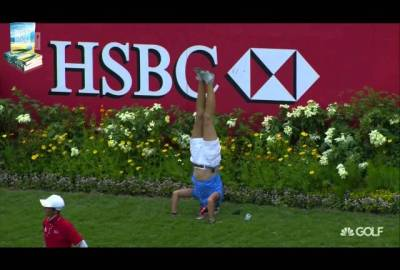 sddefault 4 - Lovely Distractions from 2015 HSBC LPGA Golf Tournament