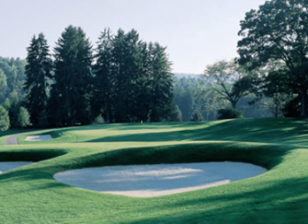 Biltmore Forest Country Club In Asheville North Carolina