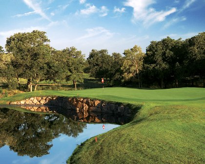 Escondido Golf Amp Lake Club In Horseshoe Bay Texas