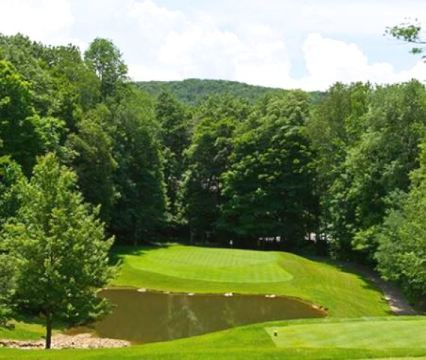 Grandfather Golf   Country Club  Mountain Springs Course in Linville     Grandfather Golf   Country Club  Mountain Springs Course