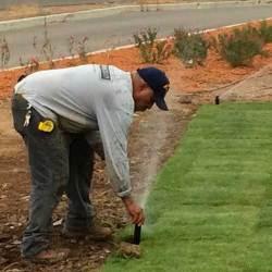 Landscape Irrigation Systems Rain Dial | Gardening: Flower