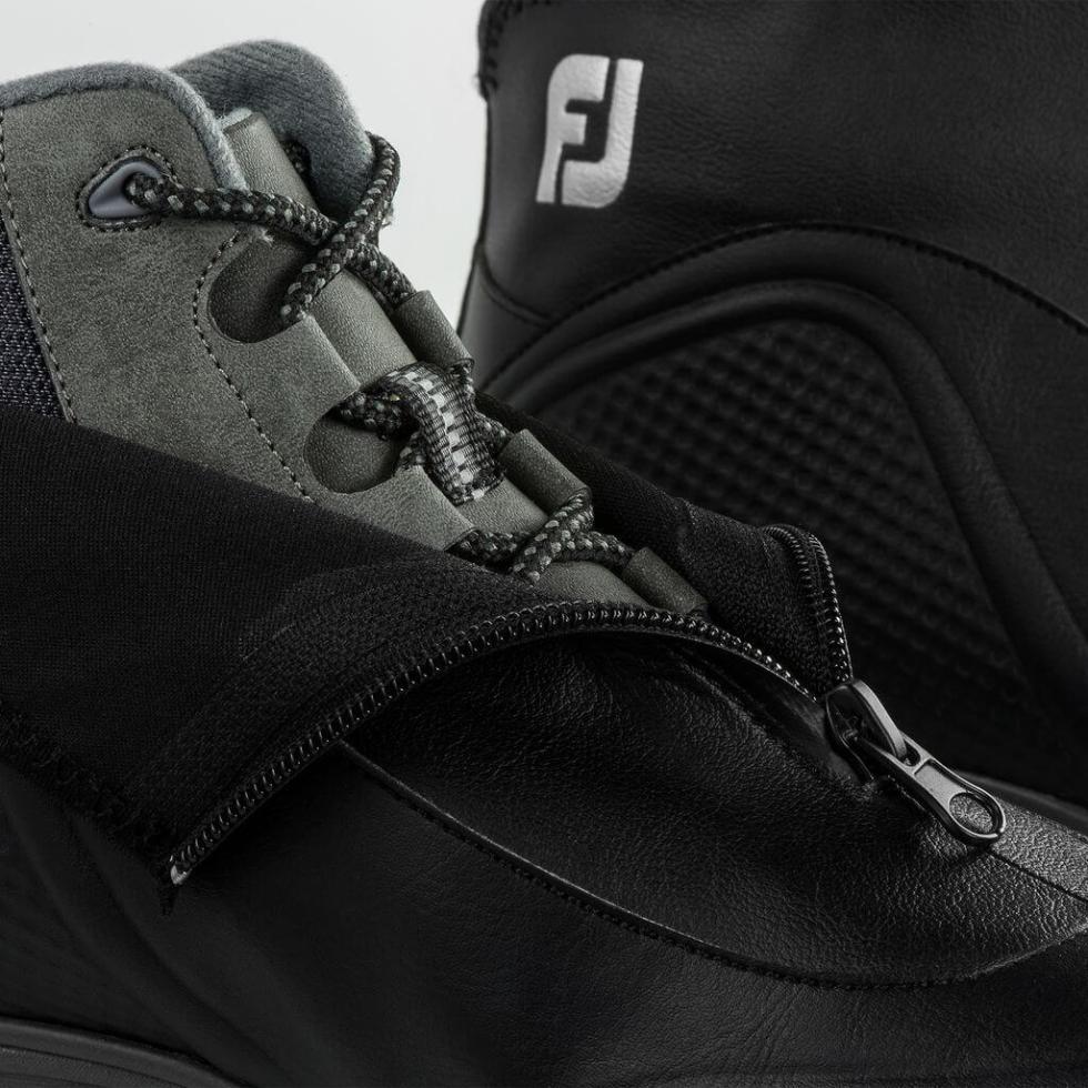Golfstøvler med ekstra vandtæt lag
