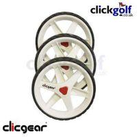 3.5+ Trolley Wheel Kit - White