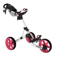Cart Golf Trolley 3.5+ White/Pink