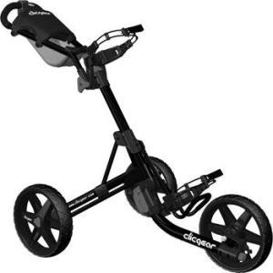 Clic Gear Cart Golf Trolley 3.5+ Black