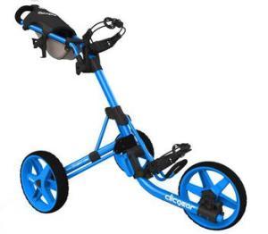 ClicGear Cart Golf Trolley 3.5+ Blue
