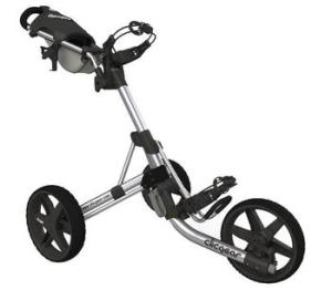 ClicGear Cart Golf Trolley 3.5+ Silver