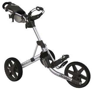 ClicGear Cart Golf Trolley 3.5+ Silver