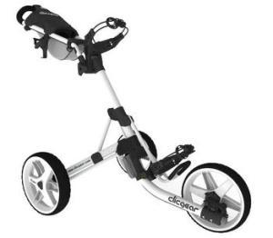 ClicGear Cart Golf Trolley 3.5+ White