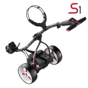 Motocaddy S1 Electric Golf Trolley 2019 - Extended Lithium