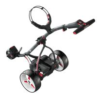S1 Graphite Electric Golf Trolley 2019 - 18 Hole Lead